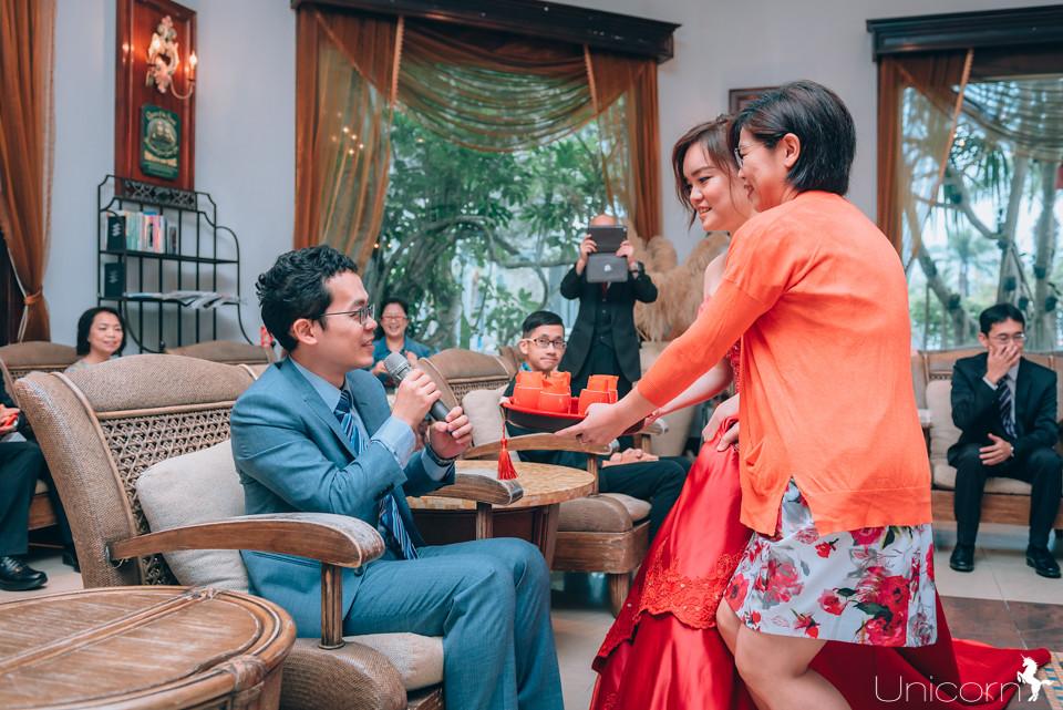 《婚攝章魚》志堅 & 安和 / 香格里拉冬山河渡假飯店