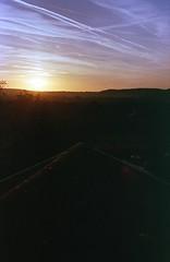 img014 (welshdude1991) Tags: chinon 35mm colour cars wales landscape agfa llandeilo swansea mumbles