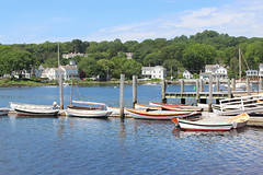 Mystic Seaport - Mystic, Connecticut (russ david) Tags: june 2017 mystic seaport ct connecticut boats museum america sea boat