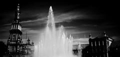 Maria Luisa Park fountain (albaghira (on-off)) Tags: spain maria luisa park