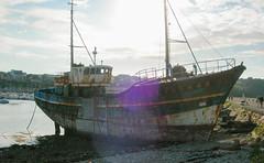 camaret cimetière  de beteaux (Giemef) Tags: bretagne camaret cimetiere de bateaux