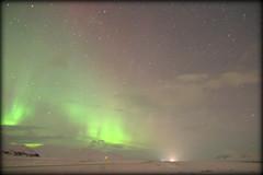Reddish & greenish (Iceland) (armxesde) Tags: pentax ricoh k3 island iceland northernlights polarlights polarlichter nordlichter auroraborealis winter schnee snow green grün rot red sky himmel stern star
