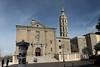 Zaragoza. Iglesia de San Juan de los panetes. (blanferblanc) Tags: iglesia torre inclinada zaragoza españa