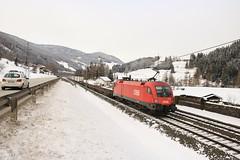 ÖBB 1116 062 met Rola door Steinach am Brenner (vos.nathan) Tags: österreichische bundesbahn öbb 1116 taurus rola steinach am brenner