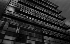 Window to the Soul (Charlie.Wales) Tags: abstract bristol blackandwhite a58 attributionnoderivscreativecommons attributionnoderivs autumn aware buildings building reflections relative reflection rain longexsposure educationaluseallowed explore explored exposure earth edge evening charliewales commercialuseallowed