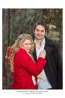 Rachael and Simon Pre-wedding shoot