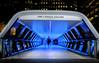 The Bridge (Graeme Tozer) Tags: london canary wharf bridge blue night long exposure city uk