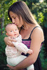 My family is beautiful (creyala) Tags: love tenderness family child woman sisterhood bokeh portrait green colors womanhood nikon d7000