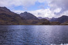 Heading out to sea (Stjerneøye) Tags: cuillins scotland elgol