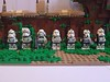 Battlefront Style 442nd Siege Battalion (影Shadow98) Tags: lego star wars clone trooper battlefront kashyyyk jet commander officer assault
