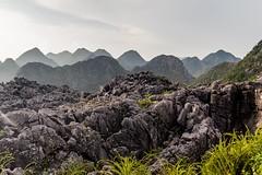 Vyhlídka Měsíční krajina (zcesty) Tags: vietnam23 skála krajina hory vietnam dosvěta hàgiang vn