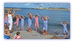 1 of 9 new for my album Marstrand. (Look in my album MARSTRAND) (9) (andantheandanthe) Tags: marstrand bohuslän westcoast sweden island turofthecenturydays century swimsuit swimsuits athletics gym beach sand water sea bath swim swimming