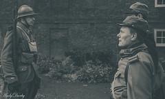 Commandery-1-23 (Andy Darby) Tags: commandery worcester ww1 world war 0ne french infantry portrait wartime