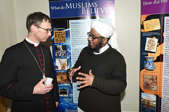 The Right Rev Philip North, Bishop of Burnley, chats to Mubarak Patel (blackburndiocese) Tags: archbishopofyork bishop bishopofblackburn julianhenderson philipnorth geoffpearson faith mission missionevent bible christ johnsentamu whalley kirkham blackburn blackpool garstang tunstall lancasterandmorecambe cathedral whalleyabbey poulton chorley leyland preston accrington burnley pendle vision2026 evangelism evangelist evangelising lectern pulpit pew procession crossroads crossroadsmission lancashirediocese newcastlediocese durhamdiocese yorkdiocese leedsdiocese sheffielddiocese southwellandnottsdiocese carlislediocese manchesterdiocese liverpooldiocese sodorandmandiocese chesterdiocese churchofenglandinlancashire churchofengland witness prayer jesus jesuschrist god holyspirit reformation crossroads2016 crossroadslancs messychurch messyeucharist eucharist eucharisticfestival cathedralcelebration