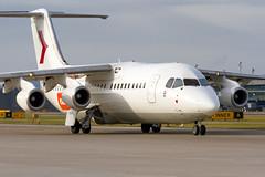 D-AWBA EasyJet (WDL Aviation) British Aerospace BAe 146-300 (buchroeder.paul) Tags: lszh zrh zurich airport switzerland europe ground dawba easyjet wdl aviation british aerospace bae 146300
