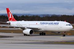 Turkish Airlines (ab-planepictures) Tags: fra eddf frankfurt flugzeug planespotting flughafen plane aircraft aviation airport