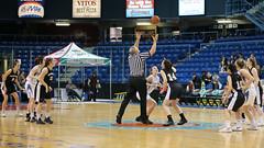 NBIAA 2018 AAA GIRLS KVHS vs FHS 6397 16x9 (DaveyMacG) Tags: saintjohn newbrunswick canada harbourstation nbiaa final12 canon6d sigma70200 girlsbasketball provincial championship aaa interscholastic frederictonhighblackkats kennebecasisvalleyhighcrusaders