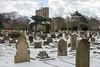 Ramsgate Cemetery - Graveyard & Chapels 12 (Le Monde1) Tags: ramsgate kent england ramsgatecemetery county graves tombs tombstones headstones lemonde1 nikon d800e dumptonpark snow graveyard twin chapels georgegilbertscott anglican nonconformist