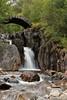 Cluanie Falls (Harleynik Rides Again.) Tags: glenshiel scotland bridge burn water falls highlands harleynikridesagain cluaniefalls