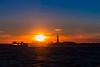 Liberty Statue at Dusk (Wolfhowl) Tags: nyc newyork landscape winter ny city cityscape libertyisland dusk us libertystatue 2017 unitedstates ocean travel clouds newyorkcity december sky sun usa atlantic sunset manhattan