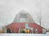 Canticle (boriches) Tags: horses barn ozarks