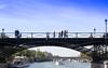 Pont des arts, Paris (MyAndCo) Tags: pontdesarts paris paname pont bridge
