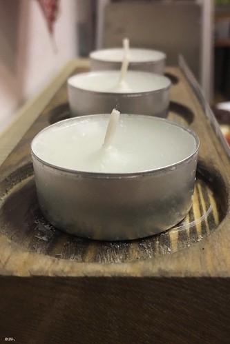 Three Candles.