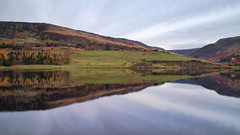 'Peak'ed my interest (G-WWBB) Tags: peakdistrict peaks dovestone dovestonereservoir reservoir reflections reflect reflecting waterfront water waterside clouds longexposure greenfield oldham landscape trees mountain