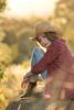 1M8A8849 (mozzie71) Tags: teen 13yo auusie star dancer model actress sunset summer sun glow golden cute cowgirl cowboy hat