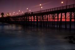 2017 Oceanside Pier Sunset 3 (DrLensCap) Tags: oceanside pier sunset california ca pacific ocean robert kramer