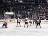 Face off - Avs vs. Flames (f l a m i n g o) Tags: hockey sport denver pepsicenter avalanche