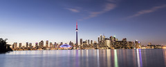 _DSC6932 (Ncor: Photography) Tags: panorama reflection scenic ontario night landscape metropolis modern skyline skyscraper view water waterfront travel tower sunset tall toronto lake office city cityscape cn center canada architecture business downtown district financial sky canadian urban building panoramic twilight harbor horizontal famous evening colorful dusk landmark locations estate highrise infrastructure north accommodation buildings condo condominiums