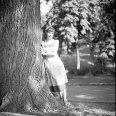 (oxananosach) Tags: film pellicola 120 6x6 mediumformat medioformato medium medio samara russia пленка среднийформат широкаяпленка среднеформатнаякамера самара россия bw blackandwhite kodak kodaktrix trix