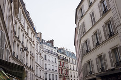 Homes of Montmartre (BrianEden) Tags: x100s france houses paris travel travelphotography travelphotographer fuji architecture brianedenphotography buildings neighborhood fujifilm montmartre îledefrance fr