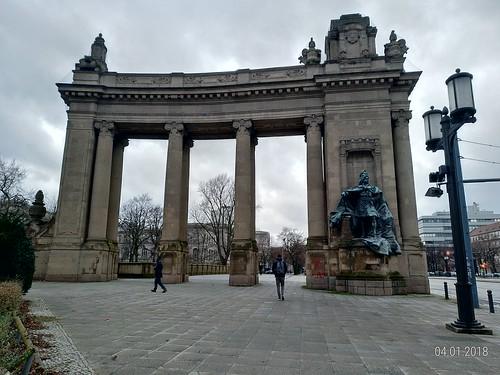 Portão em Berlim