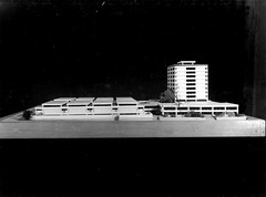 Model of the Technical College, South Brisbane (Queensland State Archives) Tags: education building college architecture model queensland archives qld history records 3d threedimensional technicalcollege southbrisbane