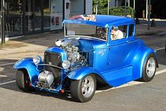 1930 Ford Model A BF 5507 (BIKEPILOT, Thx for + 4,000,000 views) Tags: camberleycarshow camberley surrey uk england britain hotrod custom car vehicle transport colour automobile americana 1930 ford modela bf5507 blue