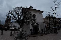 XE3F7361 (Enrique R G) Tags: sanadalberto stadalbert stwojciech iglesia church cracovia cracow krakow poland polonia fujixe3 samyang8mm