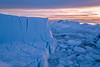 Ilulissat Icefjord (dawvon) Tags: greenlandsea greenland landscape sunset nature midnightsun nordic aerial ilulissaticefjord ilulissat drone atlanticocean diskobay magichour twilight qaasuitsup sunrise arcticocean travel europe iceberg glacier dawn diskobugten dusk goldenhour grønland halflight ice icefjord ilulissatkangerlua jacobshaven jakobshavn kalaallitnunaat qaasuitsupkommunia qeqertarsuuptunua unescoworldheritagesite qaasuitsupkommune gl