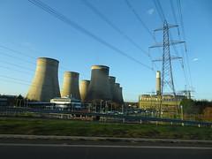 Juice factory (stevenbrandist) Tags: powerstation nottinghamshire chimney coolingtowers power electricity