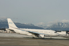 LX-MCO ACJ319 (Vernon Harvey) Tags: lxmco airbus a319 acj global luxembourg vancouver yvr