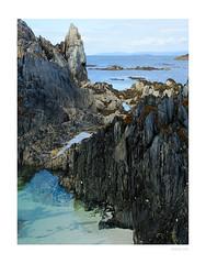 Traigh Ban Beach (m_graf67) Tags: whitestrandofthemonks traighbannammonach iona beach coast island rocks scotland landscape uk