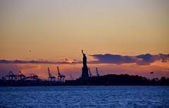 Battery Park, 10.18.15 (gigi_nyc) Tags: nyc newyorkcity batterypark sunset
