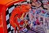 Firewall (Tim @ Photovisions) Tags: rod firewall hotrod paint custom car carshow engine painting clown evilclown