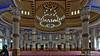 Dubai, United Arab Emirates: Al Farooq Mosque prayer hall ceiling (nabobswims) Tags: ae dubai hdr highdynamicrange ilce6000 lightroom nabob nabobswims photomatix sonya6000 uae unitedarabemirates mosque