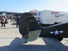 "Aeronca L-3B Grasshoper 28 • <a style=""font-size:0.8em;"" href=""http://www.flickr.com/photos/81723459@N04/28059296989/"" target=""_blank"">View on Flickr</a>"