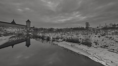 Suzdal. Russia. (rededia) Tags: water river reflection winter snow architecture landscape travel russia nikon d850 tamron