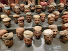 Javanische Puppentheaterfiguren (Opa Jimmy) Tags: weltmuseum hofburg wien vienna