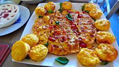 Mother's Day 2017 (Sandy Austin) Tags: panasoniclumixdmcfz70 sandyaustin gleneden westauckland auckland northisland newzealand food homemade cheese muffins