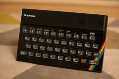 Week 7 of 52 - Vintage (Eddie's Pictures) Tags: week52 zxspectrum sinclair vintage retro computing